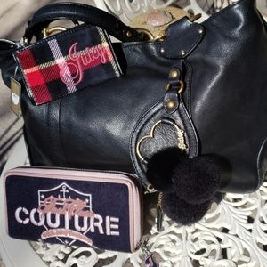 JUICY COUTURE...leather bag